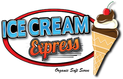 ice cream express organic soft serve ice cream gourmet dessert food truck palm beach florida